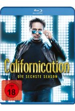 Californication - Season 6  [3 BRs] Blu-ray-Cover