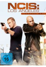 NCIS: Los Angeles - Season 4.1  [3 DVDs] DVD-Cover