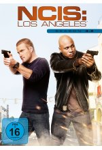 NCIS: Los Angeles - Season 4.2  [3 DVDs] DVD-Cover