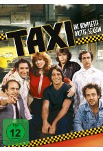 Taxi - Staffel 3  [4 DVDs] DVD-Cover