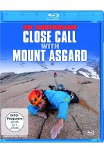 Die Huberbuam - Close Call with Mt. Asgard Blu-ray-Cover