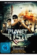 Planet USA DVD-Cover