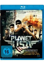 Planet USA Blu-ray-Cover