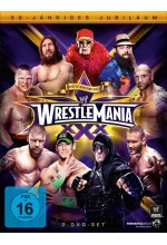 Wrestlemania 30  [3 DVDs] DVD-Cover