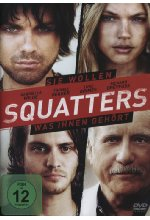Squatters DVD-Cover