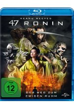47 Ronin Blu-ray-Cover