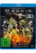 47 Ronin Blu-ray 3D-Cover