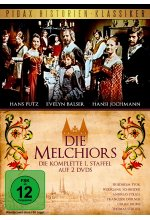 Die Melchiors - Staffel 1  [2 DVDs] DVD-Cover