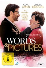 Words and Pictures DVD-Cover