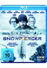 Snowpiercer Blu-ray-Cover