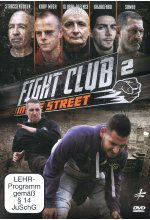 Fight Club in the Street 2 DVD-Cover