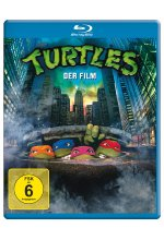 Turtles Blu-ray-Cover