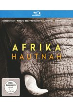 Afrika hautnah  [2 BRs] Blu-ray-Cover