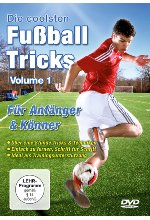 Die coolsten Fussballtricks - Volume 1 DVD-Cover
