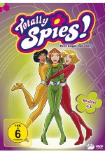 Totally Spies - Staffel 4.2  [2 DVDs] DVD-Cover