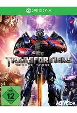 Transformers - The Dark Spark Cover