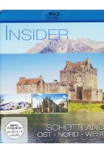 Insider - Schottland: West/Nord/Ost Blu-ray-Cover