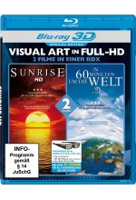 Visual Art 3D  [SE] (inkl. 2D-Version) Blu-ray 3D-Cover