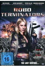 Robo Terminators DVD-Cover