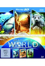Beautiful World in 3D - Vol. 1  [3 BR3Ds] Blu-ray 3D-Cover