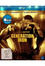 Generation Iron Blu-ray-Cover