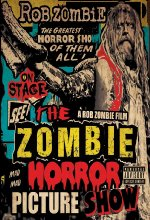 Rob Zombie - The Zombie Horror Picture Show Blu-ray-Cover