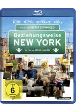 Beziehungsweise New York Blu-ray-Cover