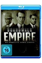 Boardwalk Empire - Staffel 4  [4 BRs] Blu-ray-Cover
