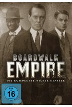Boardwalk Empire - Staffel 4  [4 DVDs] DVD-Cover
