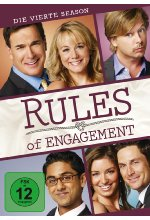 Rules of Engagement - Season 4  [2 DVDs] DVD-Cover
