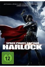 Space Pirate Captain Harlock DVD-Cover