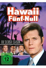 Hawaii Fünf-Null - Season 6  [6 DVDs] DVD-Cover