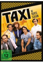 Taxi - Staffel 4  [3 DVDs] DVD-Cover