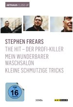 Stephen Frears - Arthaus Close-Up  [3 DVDs] DVD-Cover