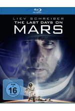 The last Days on Mars Blu-ray-Cover