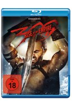 300 - Rise of an Empire Blu-ray-Cover