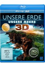 Unsere Erde - Unsere Meere  (inkl. 2D Version) Blu-ray 3D-Cover