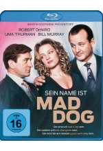 Sein Name ist Mad Dog Blu-ray-Cover