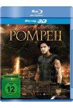 Pompeii  (inkl. 2D Version) Blu-ray 3D-Cover