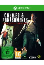 Sherlock Holmes - Crimes & Punishments Cover