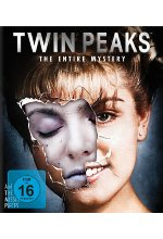 Twin Peaks - The Entire Mystery  [10 BRs] Blu-ray-Cover