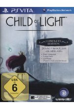 Child of Light - Complete Edition Cover