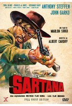 Sartana - Full Uncut Edition DVD-Cover