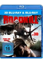 Roadkill  (inkl. 2D-Version) Blu-ray 3D-Cover