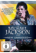The Michael Jackson Story - New Unmasked DVD-Cover