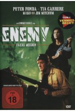 Enemy - Fatal Mission DVD-Cover
