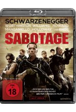 Sabotage - Uncut Blu-ray-Cover