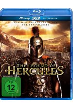 The Legend of Hercules  (inkl. 2D-Version) Blu-ray 3D-Cover
