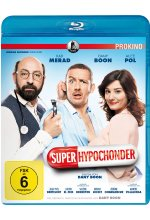 Super-Hypochonder Blu-ray-Cover