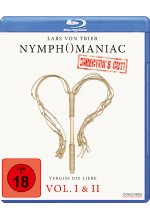Nymphomaniac Vol. 1&2 - Vergiss die Liebe  [DC] [2 BRs] Blu-ray-Cover